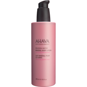 AHAVA-MINERAL BODY LOTION CACTUS & PINK PEPPER