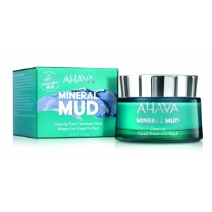 Masca ten Ahava Clearing Facial Treatment Mask, 50 ml
