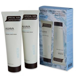 AHAVA-KIT DUO WATER DOUBLE HAND CREAM