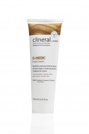 CLINERAL- D-MEDIC FOOT CREAM