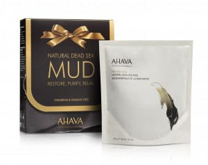 Namol pentru corp Ahava Dead Sea Mud Bag in a Box, 400 gr