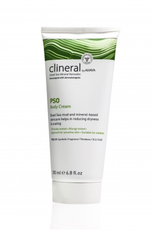 CLINERAL-  PSO Clineral Body Cream