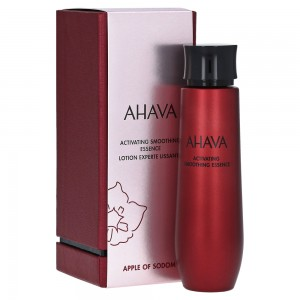 Lotiune hidratanta ten Ahava Apple of Sodom Activating Smoothing Essence, 100 ml