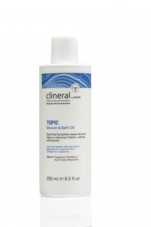 CLINERAL- TOPIC SHOWER & BATH OIL